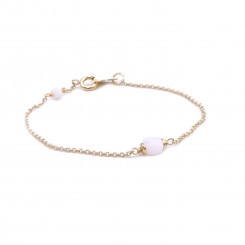 Bracelet Berlingot - Opale Rose