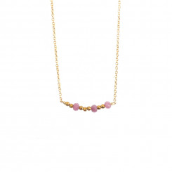 Collier Confidence - Tourmaline Rose