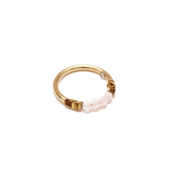 Bague Myriade - Quartz Rose