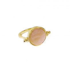 Bague JanMa - Quartz Rose