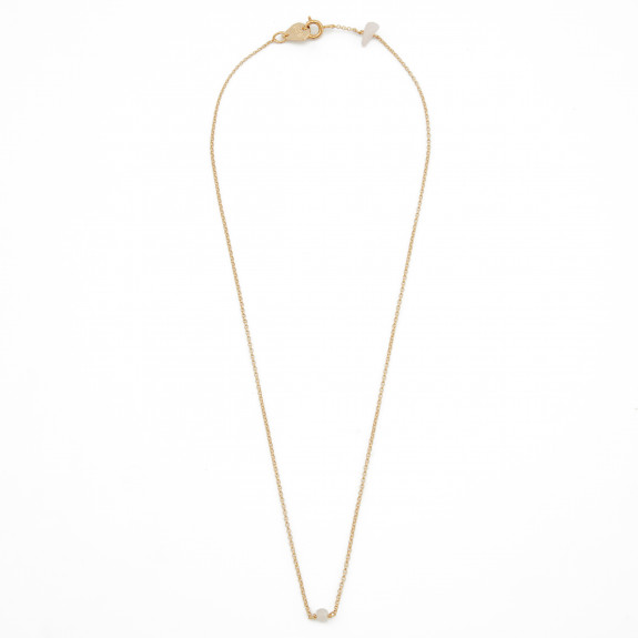 Collier Essentiel - Quartz Rose