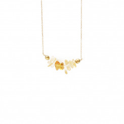 Colliers Initiale - Citrine
